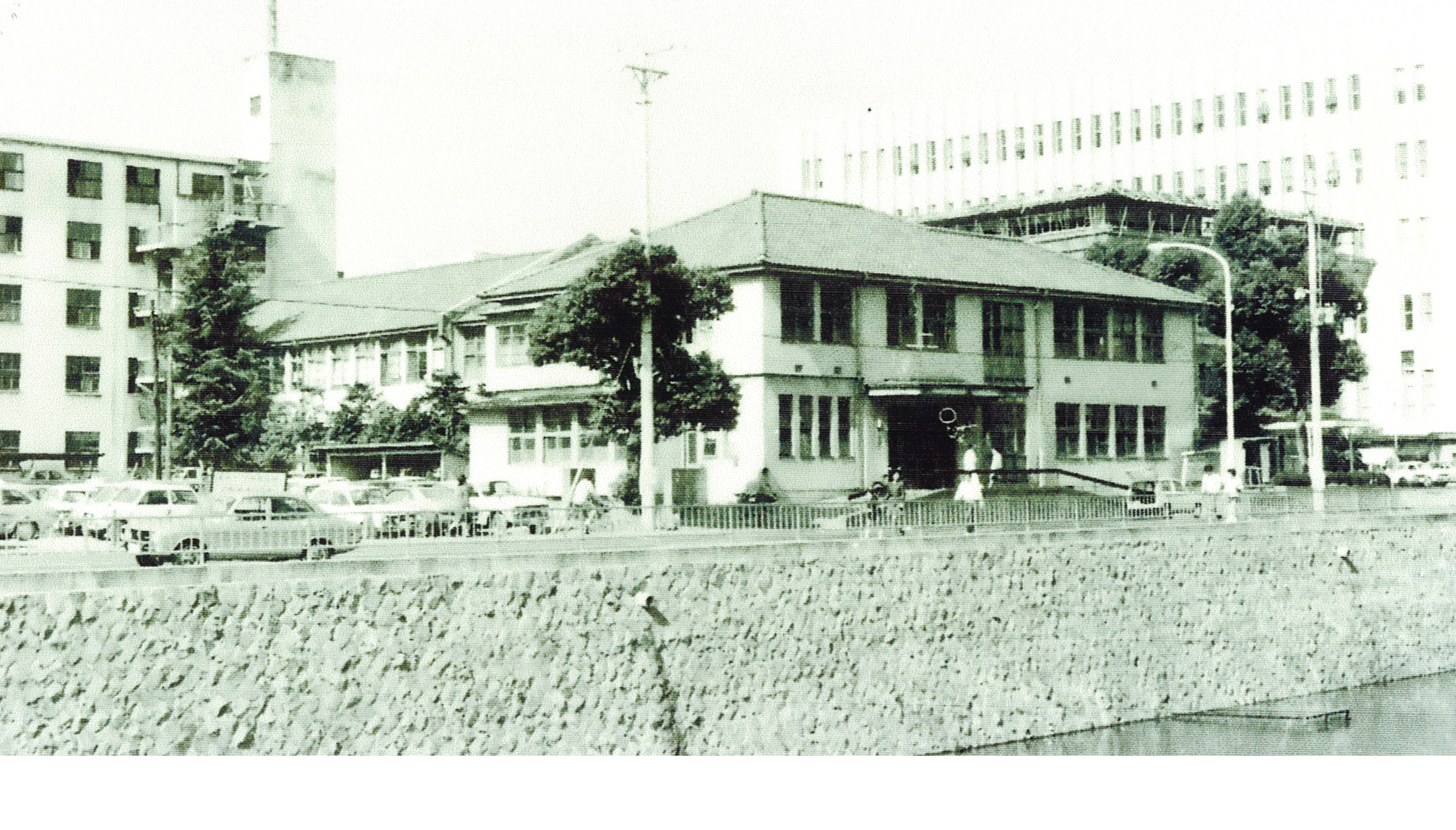 昭和26年当時の病院