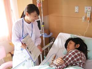 病棟担当の薬剤師の活躍