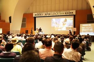 第6回 静岡市民「からだ」の学校:当日の様子