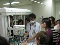 新生児蘇生法の勉強会を行いました