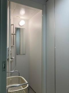 西館6階 シャワー室