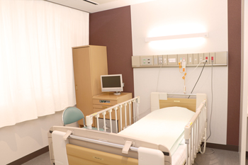産婦人科病棟の個室をリニューアルしました