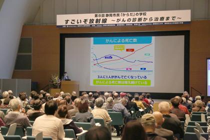 第8回静岡市民「からだ」の学校:当日の様子