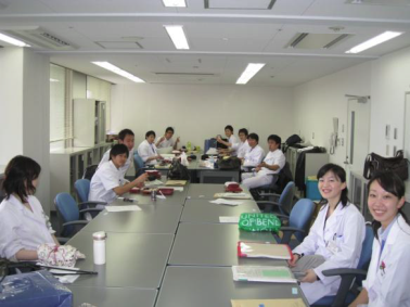 研修医局(西館10階)