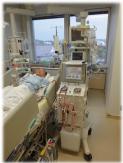 集中治療室でのCHD