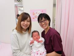 来院されたママと赤ちゃんにじっくり1時間かけて助産師が関わります